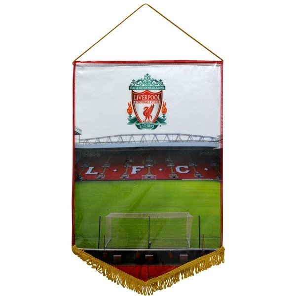 Liverpool Large Stadium Pennant