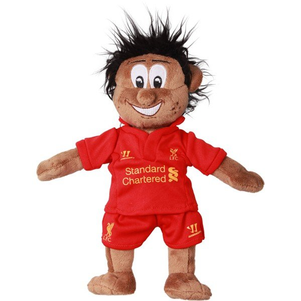Liverpool Mascot Bear - Black