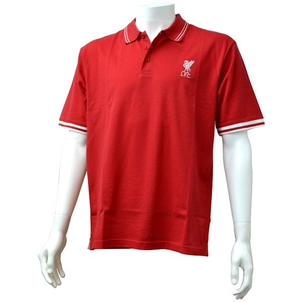 Liverpool Mens Polo Shirt - L