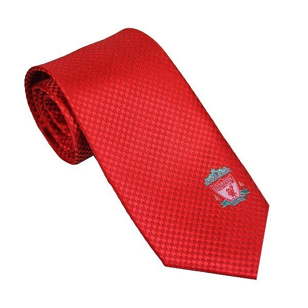 Liverpool Neck Tie Hex Print