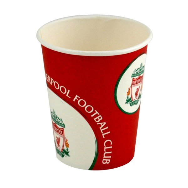 Liverpool Party Cups