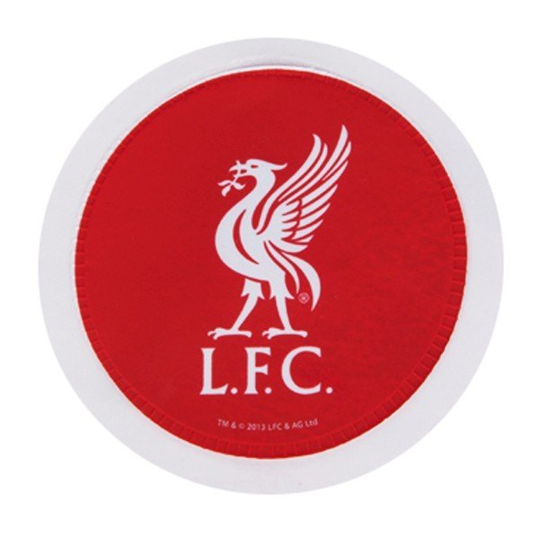 Liverpool Round Tax Disc Holder