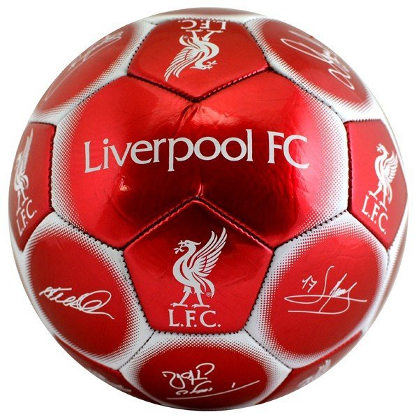 Liverpool Signature Football - Size 5