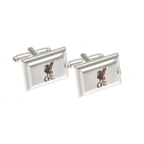 Liverpool Silver Plated Cufflinks