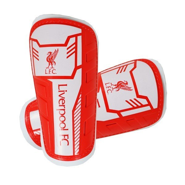 Liverpool Slip In Shinguards XS - Youth