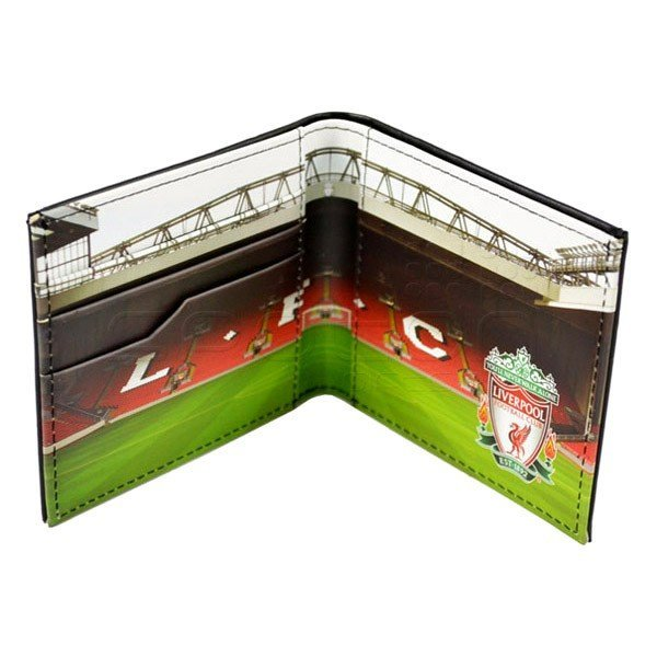 Liverpool Stadium Leather Wallet