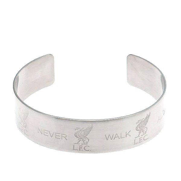 Liverpool Stainless Steel Bangle