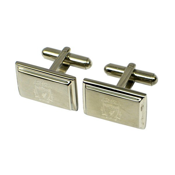 Liverpool Stainless Steel Cufflinks