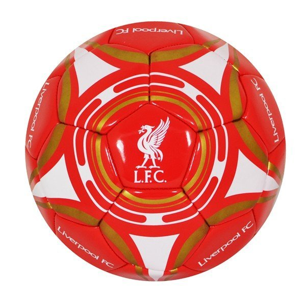 Liverpool Star Football - Size 5