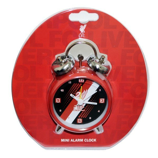 Liverpool Stripe Alarm Clock
