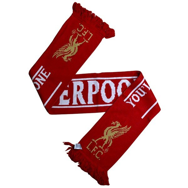 Liverpool Stripe Scarf