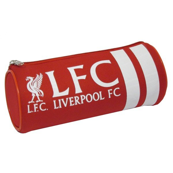 Liverpool Stripe Tube Pencil Case