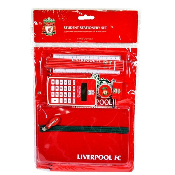 Liverpool Student Stationery Set