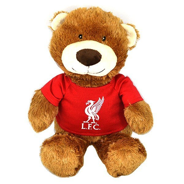 Liverpool Traditional Teddy Bear