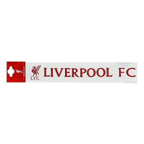 Liverpool Windows Sticker