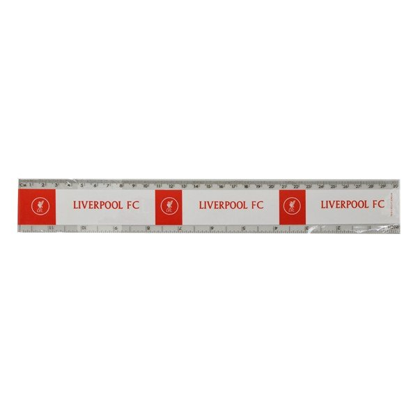 Liverpool Wordmark 30cm Ruler