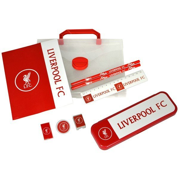 Liverpool Wordmark PP Stationery Gift Set