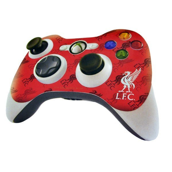 Liverpool Xbox Controller Skin