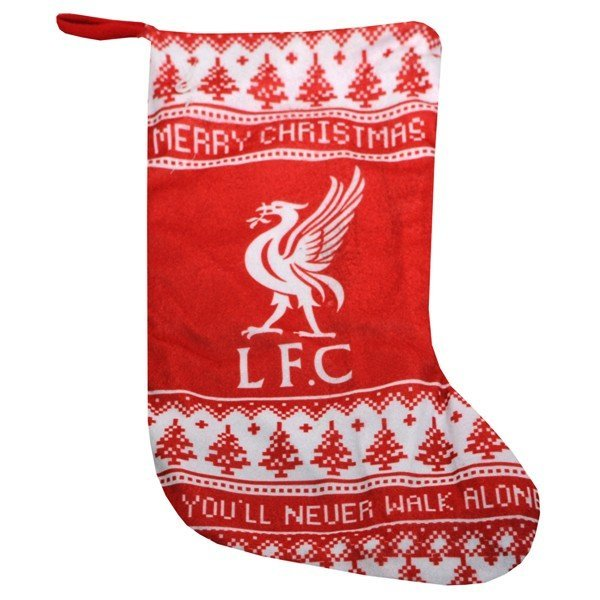 Liverpool Xmas Nordic Stocking