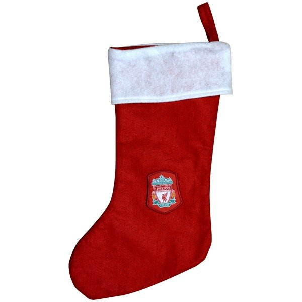 Liverpool Xmas Stocking
