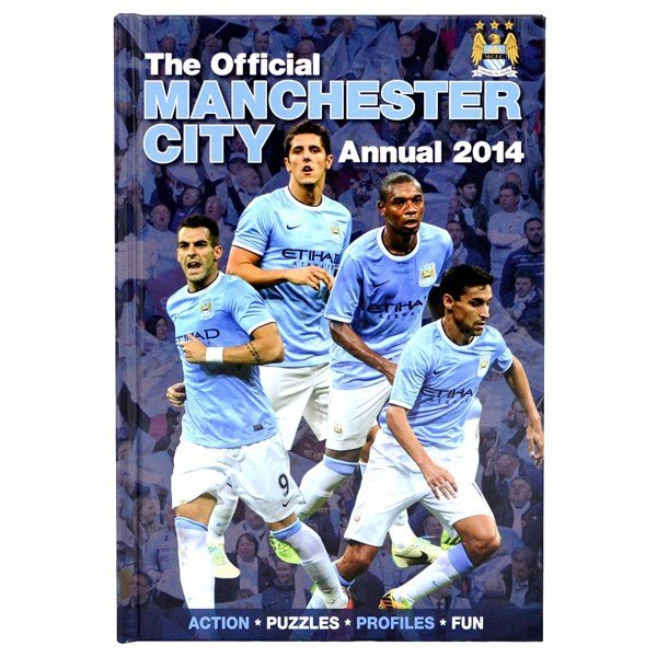 Manchester City 2014 Annual