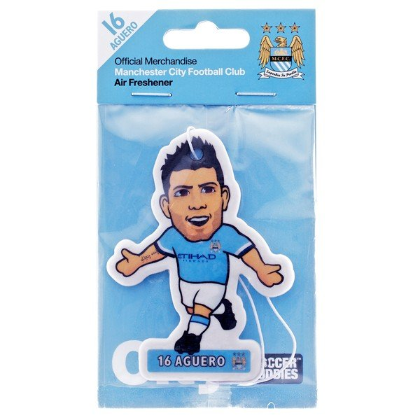 Manchester City Air Freshener - Aguero