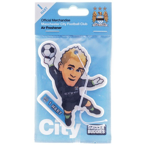Manchester City Air Freshener - Hart
