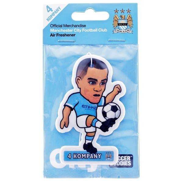 Manchester City Air Freshener - Kompany