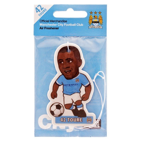 Manchester City Air Freshener - Toure