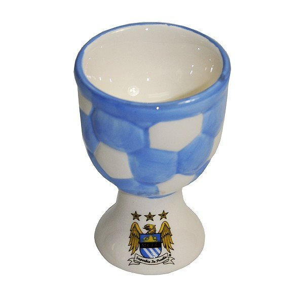 Manchester City Ball Base Egg Cup