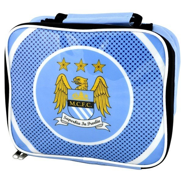 Manchester City Bullseye Kids Lunch Bag