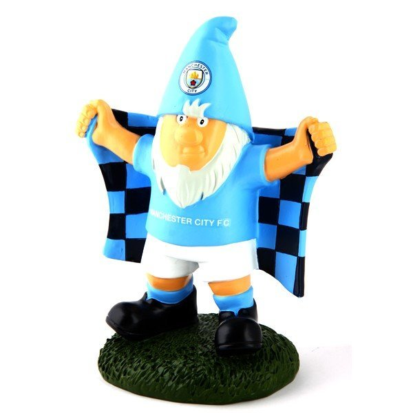 Manchester City Champ Gnome