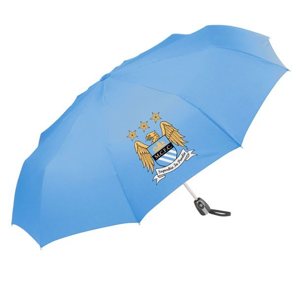 Manchester City Compact Golf Umbrella