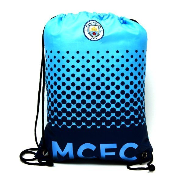 Manchester City Fade Gym Bag