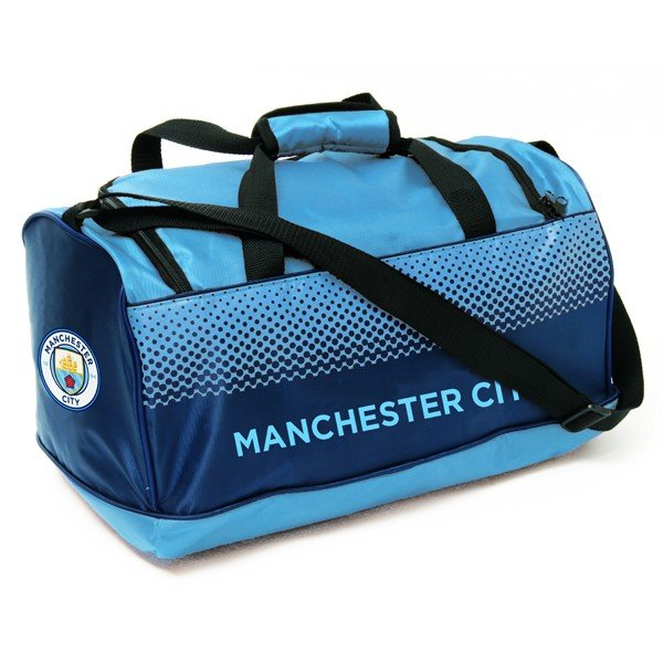 Manchester City Fade Holdall Bag