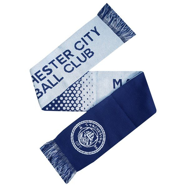 Manchester City Fade Scarf