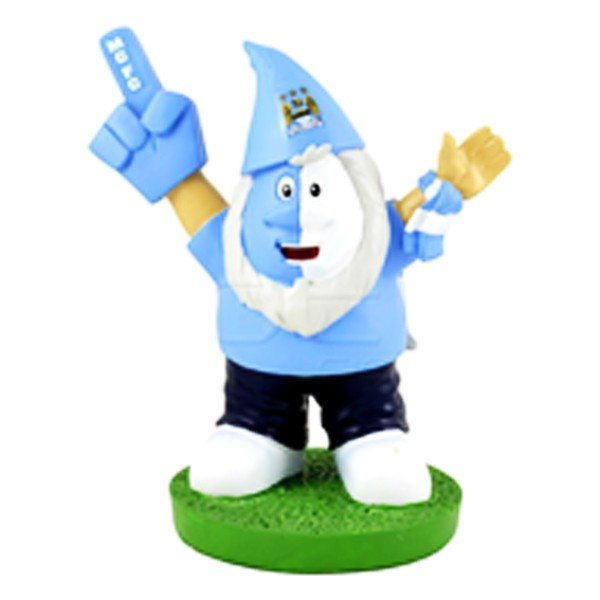 Manchester City Fan Gnome