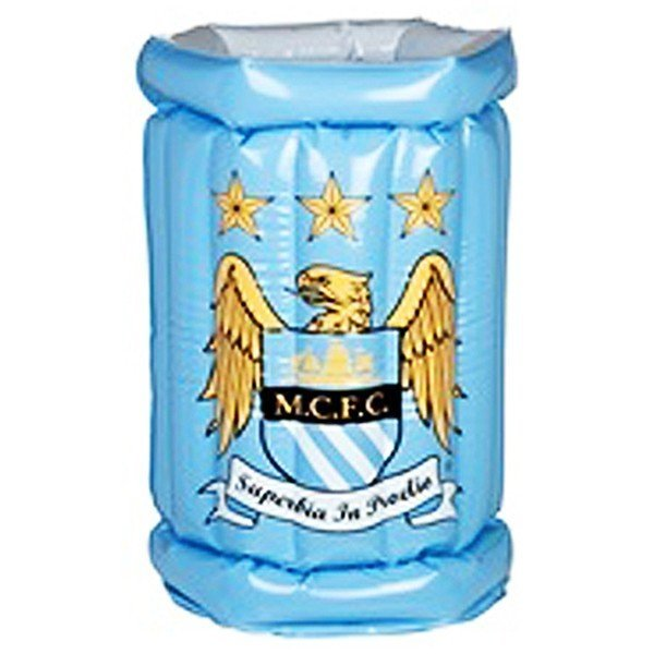 Manchester City Inflatable Drinks Cooler