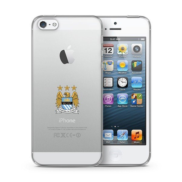 Manchester City iPhone 6 TPU Phone Case