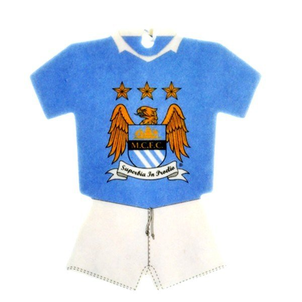 Manchester City Kit Air Freshener