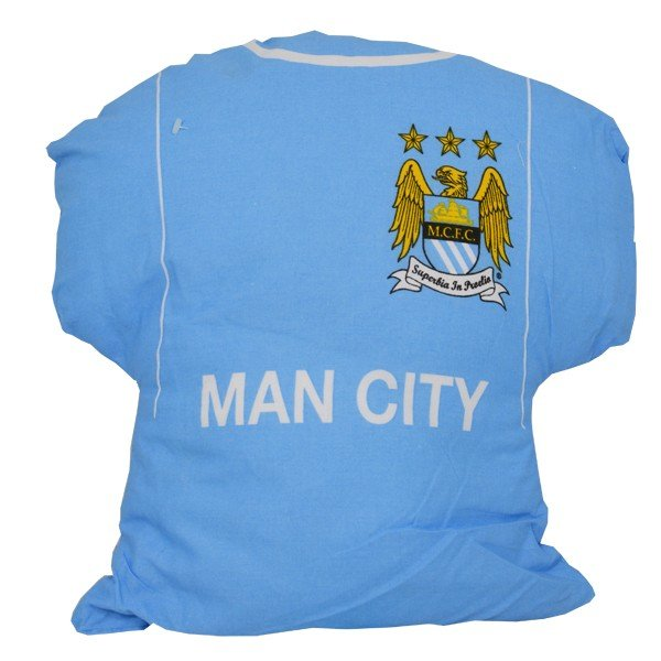Manchester City Kit Cushion
