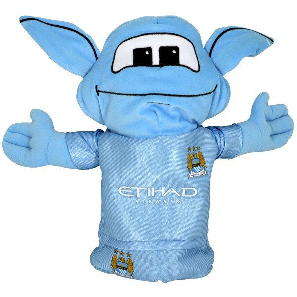 Manchester City Mascot Golf Headcover