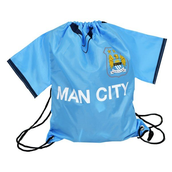 Manchester City Shirt Gym Bag
