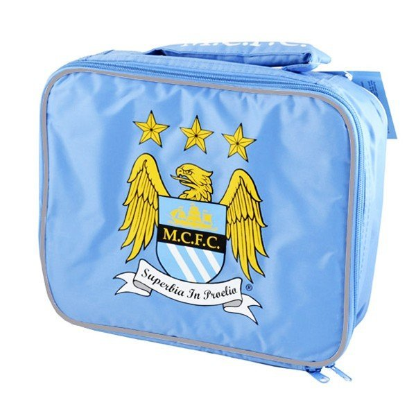 Manchester City Soft Lunch Bag