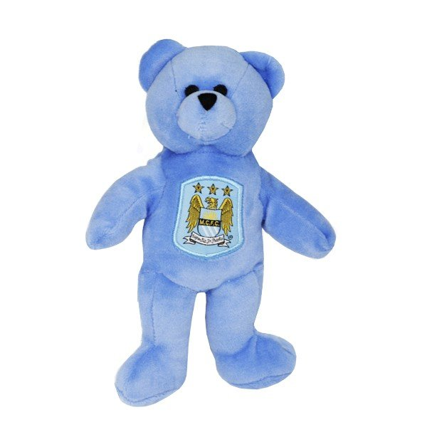 Manchester City Solid Mini Bear