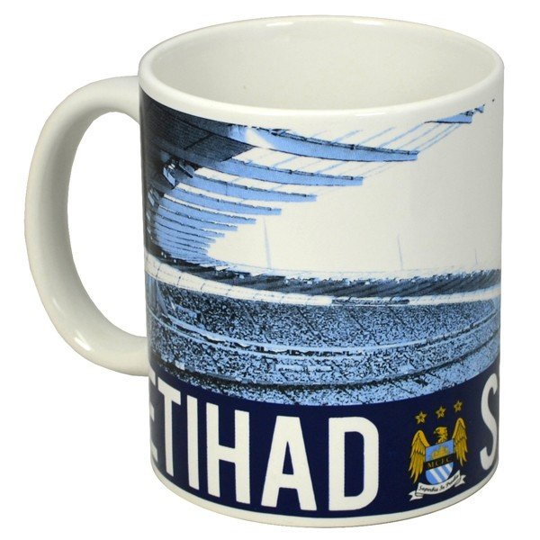Manchester City Stadium 11oz Mug