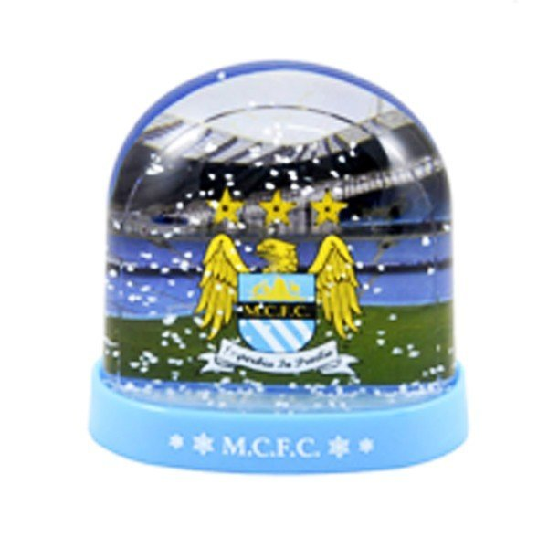 Manchester City Stadium Snow Dome