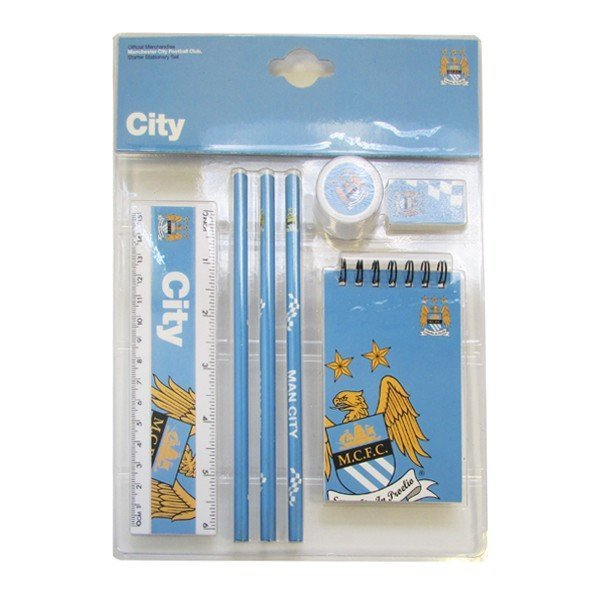 Manchester City Starter Stationery Set