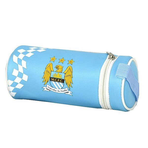 Manchester City Tube Pencil Case