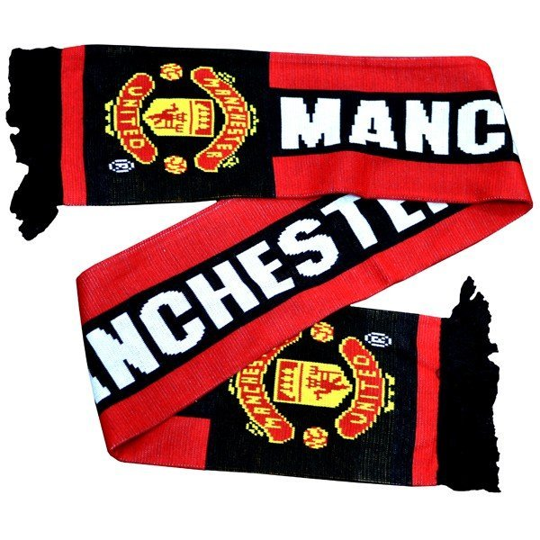 Manchester United 10g Scarf